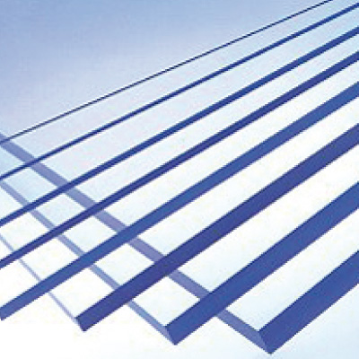 Lastre in materiale plastico